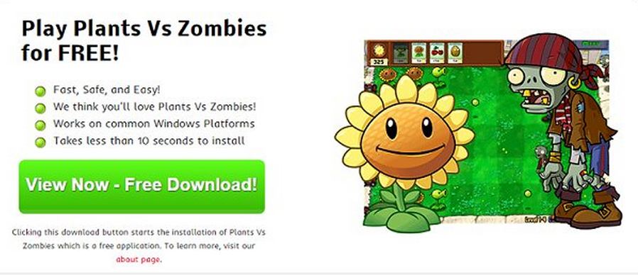 PlantsVsZombies by Surf Island
