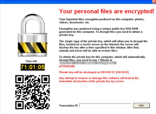UmbreCrypt Ransomware