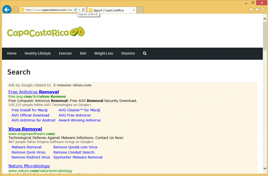 Capacostarica.com