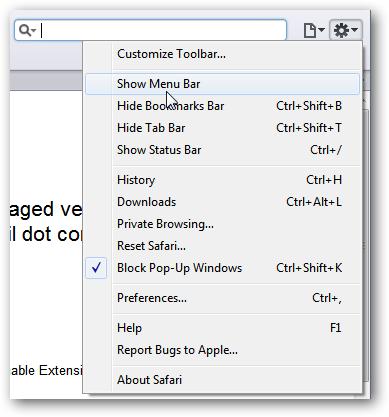 Safari Enable Extensions 1