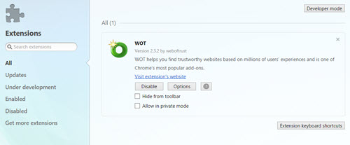 opera Manage Opera Web Browser And Remove Malware Infections