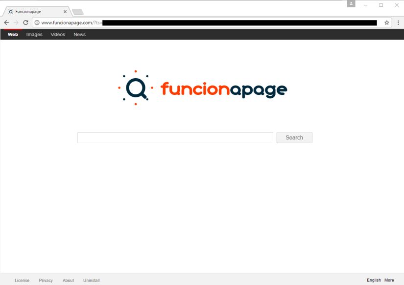 Remove Funcionapage.com