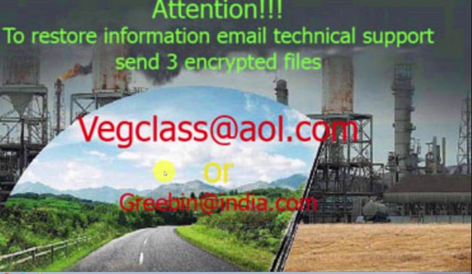Vegclass Ransomware