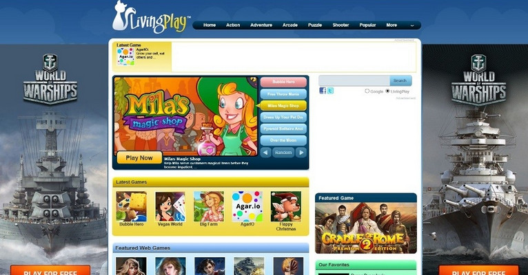 Remove Ads by LivingPlay