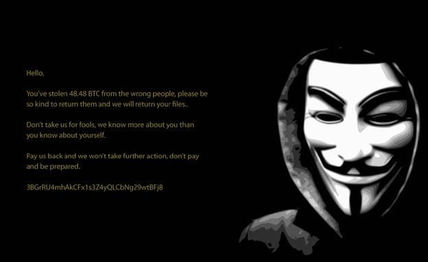 MIRCOP Crypto-Ransomware