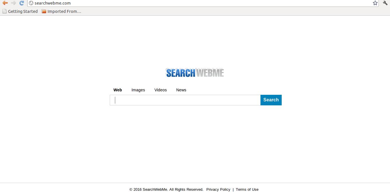 remove SearchWebMe.com