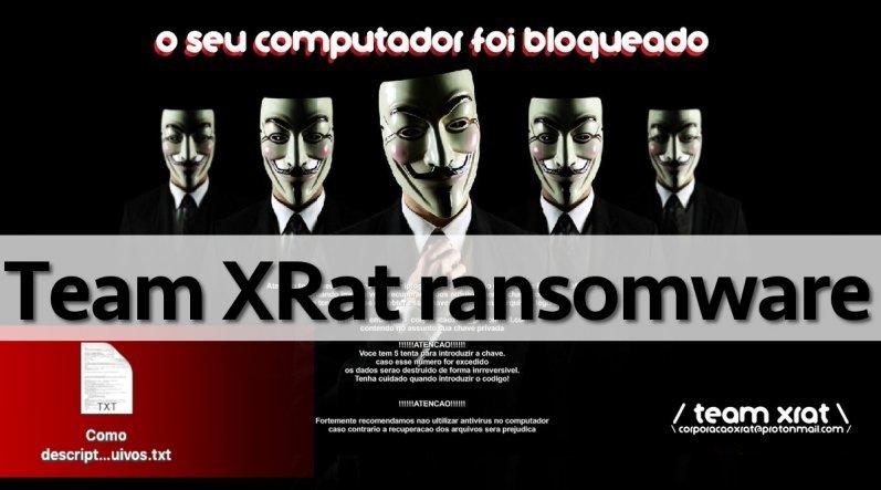 TeamXRat ransomware