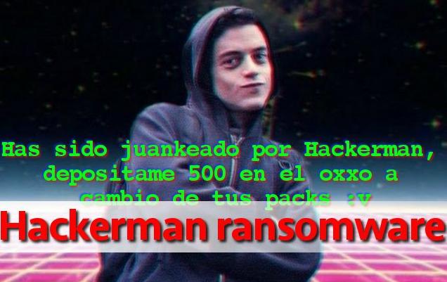Hackerman Ransomware