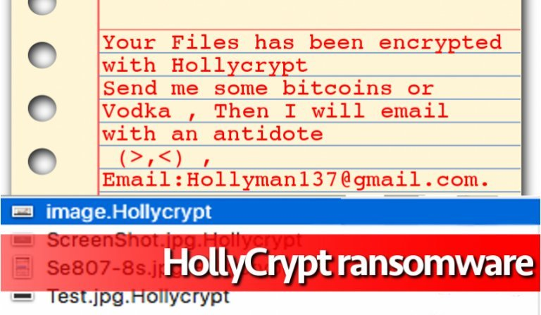 Hollycrypt Ransomware