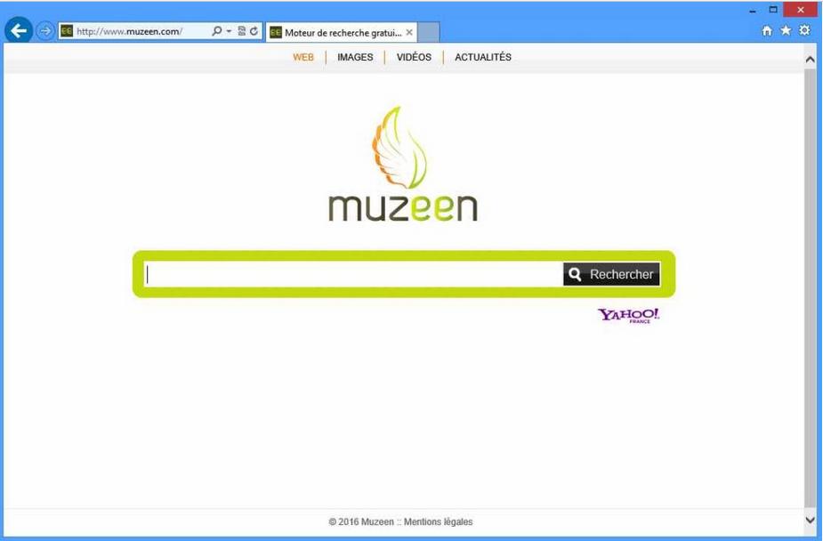 Delete Muzeen.com