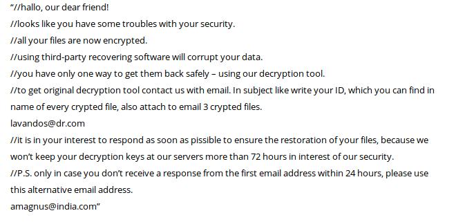 .Wallet Virus File