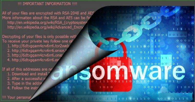 Befreien Sie sich von V8Locker Ransomware
