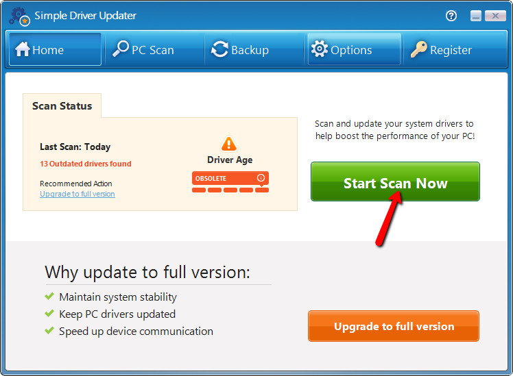 Driver Updater Simple