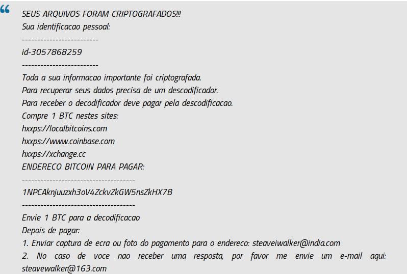 CryptON CryptoLocker