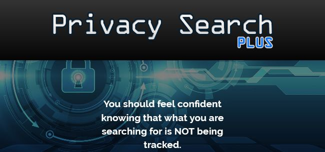 uninstall Privacy Search Plus