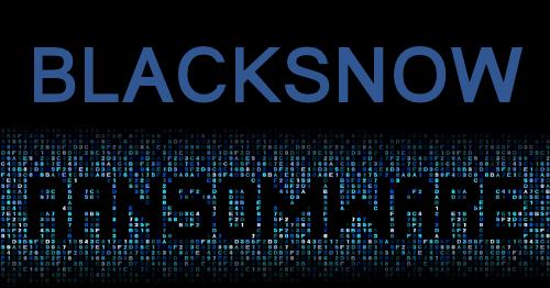 Cancellare BLACKSNOW Ransomware