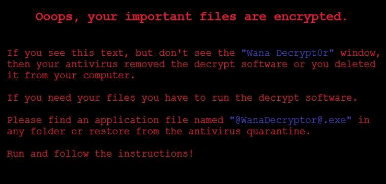 remove WanaCrypt0r 2.0 ransomware