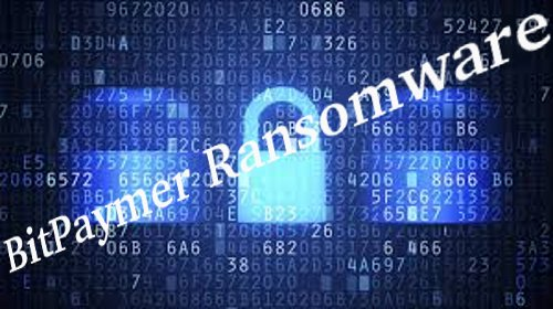 Delete BitPaymer Ransomware