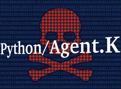 Python / Agent.K löschen