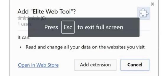 Löschen Elite Web Tool