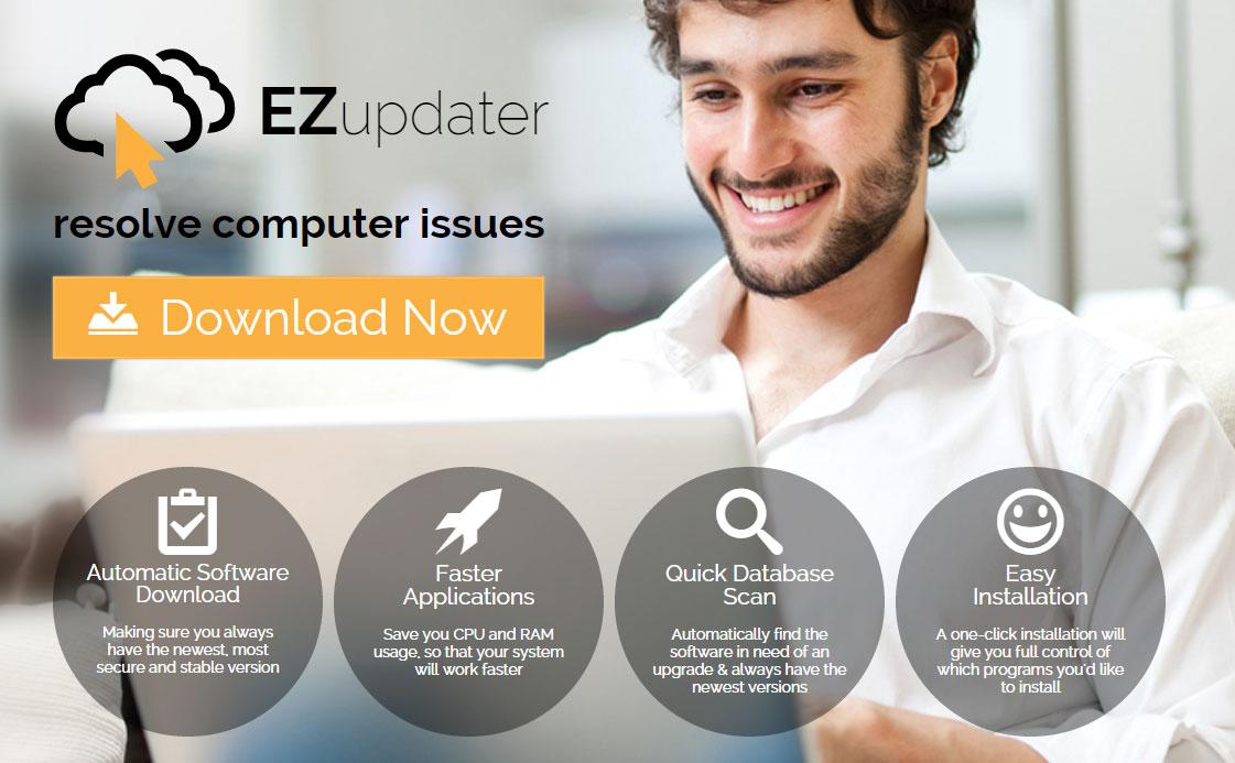 remove Ezupdater