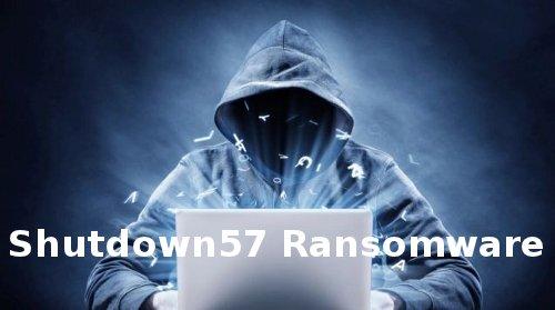 Delete Shutdown57 Ransomware