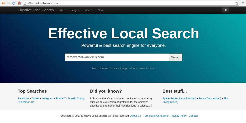 Effivelocalsearch.com