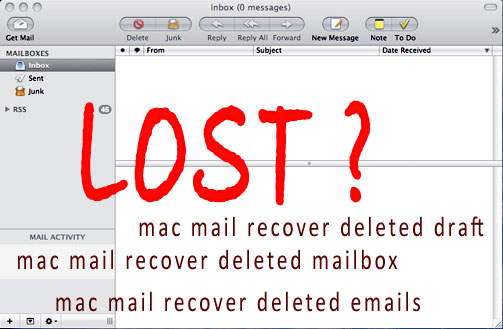 mac mail recovery