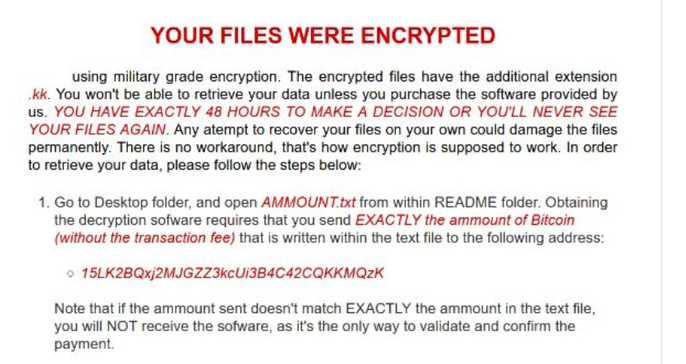 remove-SyncCrypt Ransomware