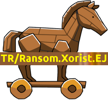remove TR/Ransom.Xorist.EJ