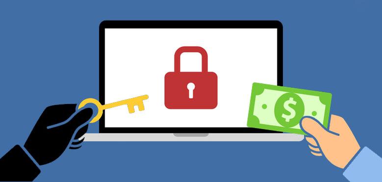 uninstall EV ransomware