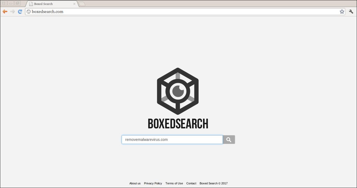 Delete Boxed Search