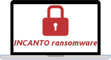 Delete INCANTO ransomware