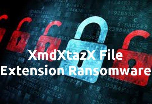 Delete XmdXtazX File Extension Ransomware