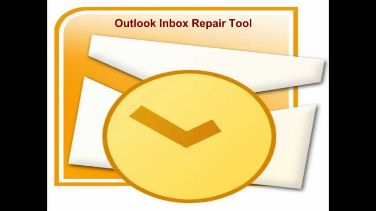 inbox repair tool location