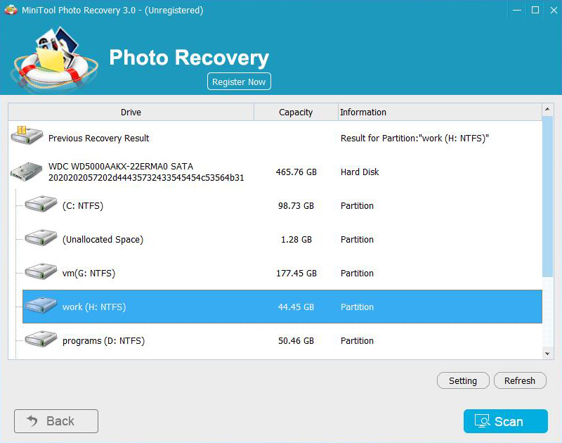 cr2 file recovery