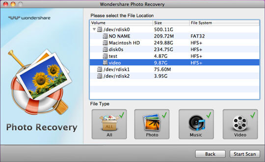 file type 1 Sandisk Recovery Software for Sandisk 64GB, 32GB, 16GB & 8GB Memory Cards