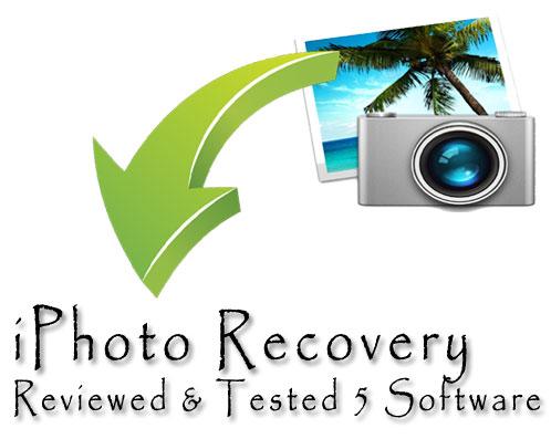 iPhoto Software de recuperación