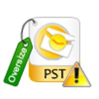 Oversized PST file