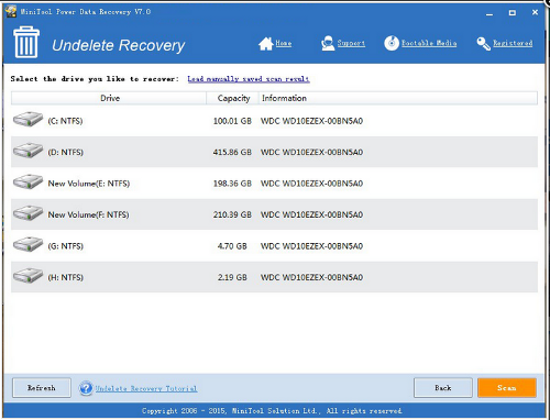 sandisk file recovery guide win 2 Sandisk Recovery Software for Sandisk 64GB, 32GB, 16GB & 8GB Memory Cards