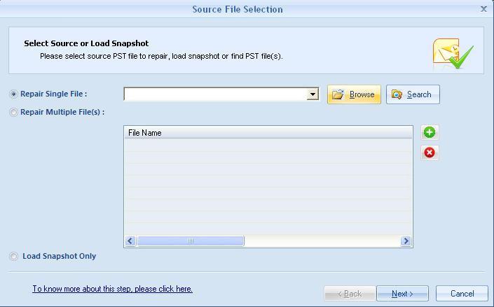 01 Inbox Repair Tool (Scanpst.exe) Guide: Best PST Repair Software IF INbox Repair Tool Fails