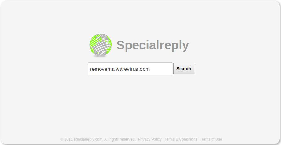 Specialreply.com