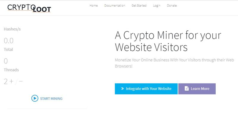 remove Crypto-Loot Miner