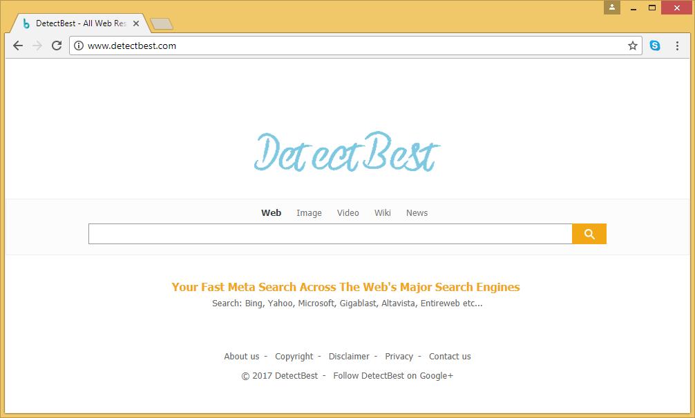 eliminar DetectBest.com