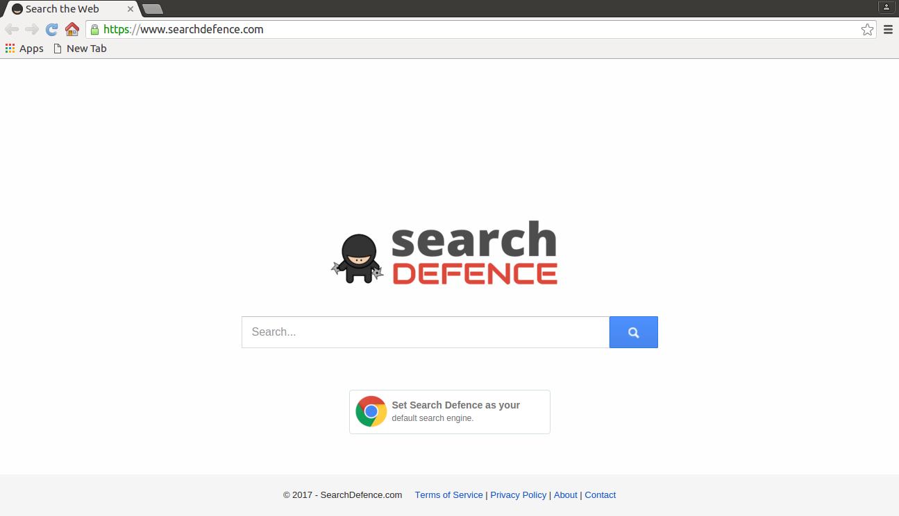 remove Searchdefence.com
