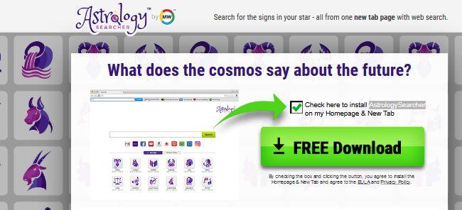 AstrologieSearcher-Symbolleiste löschen