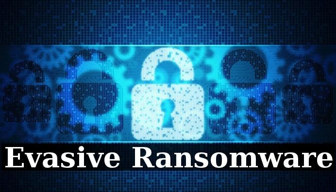 Delete Evasive Ransomware