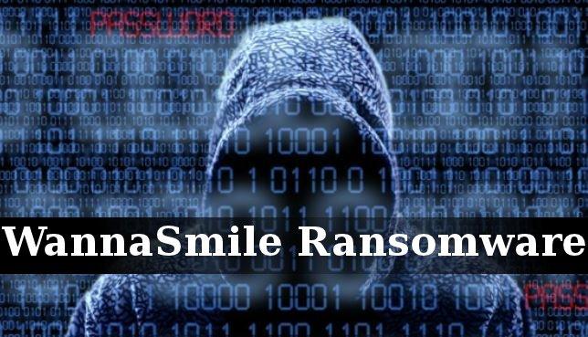 Delete WannaSmile Ransomware