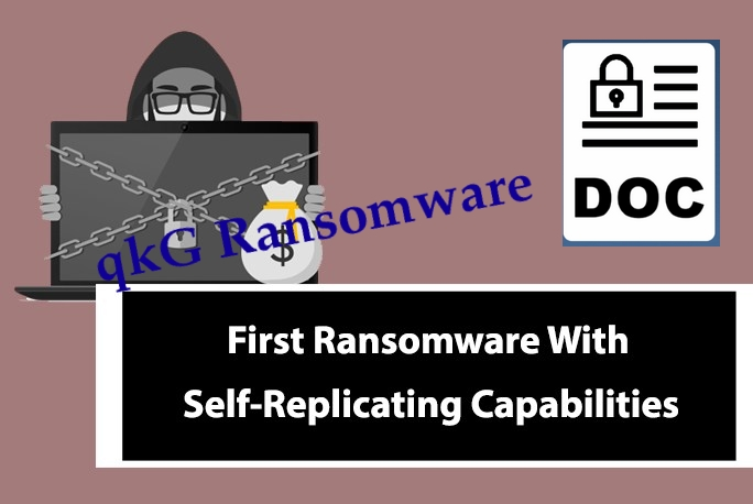 A New Self-Replicating 'qkG Ransomware' Targets Only Word Documents