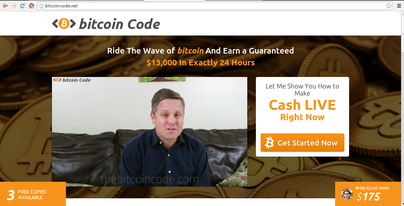 Bitcoin-code.net